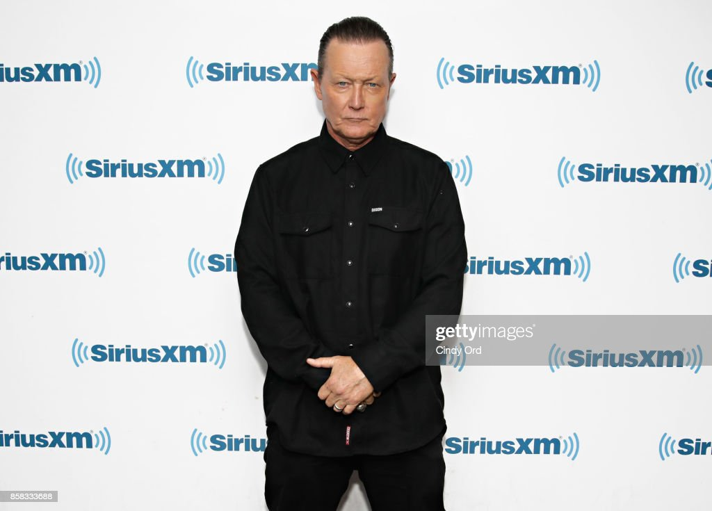 Actor Robert Patrick visits the SiriusXM Studios on October 6, 2017 in New York City.