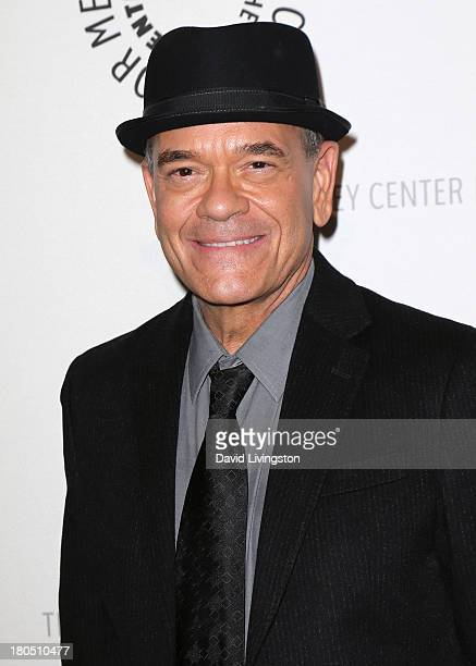 Actor Robert Picardo attends PaleyFestPreviews Fall TV Fall Flashback Reflections 'China Beach' 25 Years Later at The Paley Center for Media on...