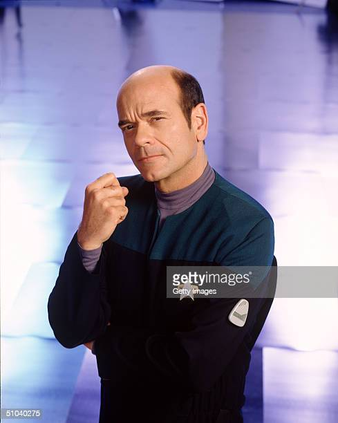Actor Robert Picardo Stars As In The United Paramount Network's SciFi Television Series 'Star Trek Voyager'
