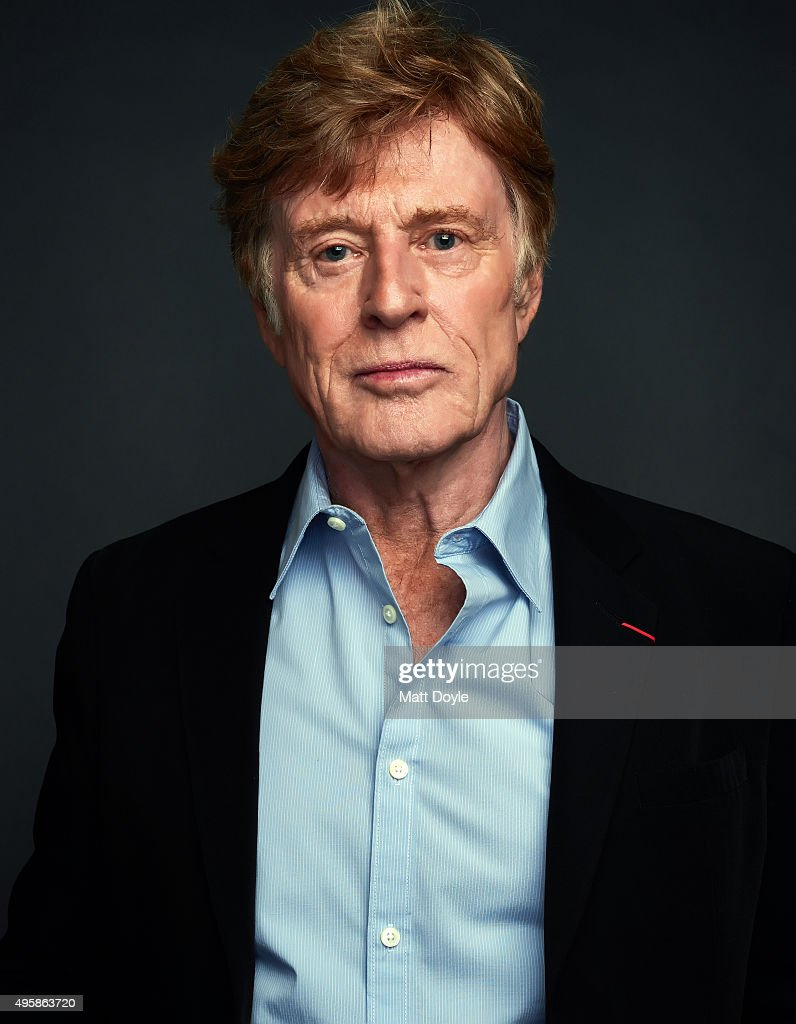 Actor <a gi-track='captionPersonalityLinkClicked' href=/galleries/search?phrase=Robert+Redford&family=editorial&specificpeople=202897 ng-click='$event.stopPropagation()'>Robert Redford</a> is photographed for the SAG Foundation on August 26, 2015, in Los Angeles, California. Credit must read: Matt Doyle/SAG Foundation/Contour by Getty Images