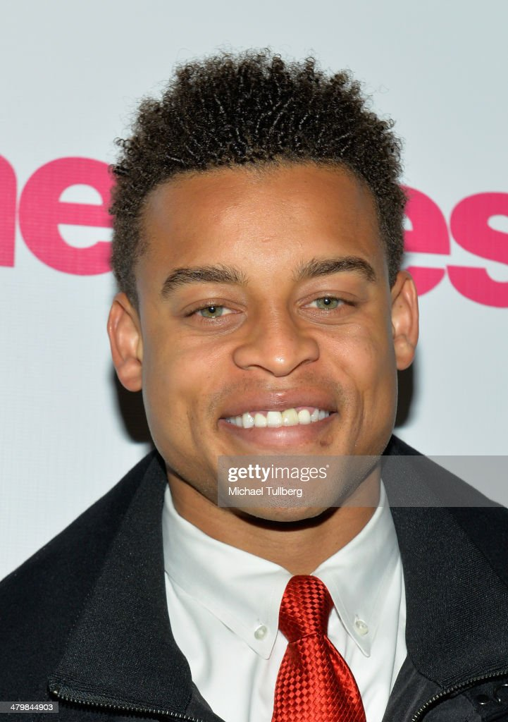 Actor Robert Ri'chard attends the Unlikely Heroes Red Carpet Spring Benefit held at at at SupperClub Los Angeles on March 20, 2014 in Los Angeles, California.