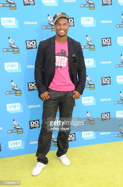 Actor Robert Riley arrives at the DoSomethingorg and VH1's 2013 Do Something Awards at Avalon on July 31 2013 in Hollywood California