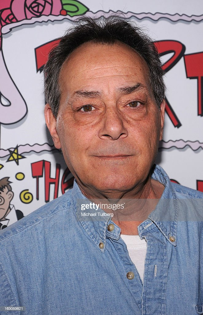 Actor Robert Romanus attends the opening night performance of 'Divorce Party - The Musical' at El Portal Theatre on March 3, 2013 in North Hollywood, California.