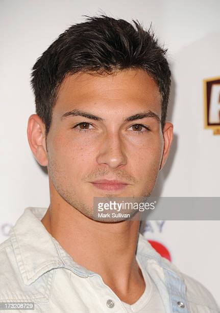 Actor Robert Scott Wilson attends the premiere of 'Sister Act' at the Pantages Theatre on July 9 2013 in Hollywood California