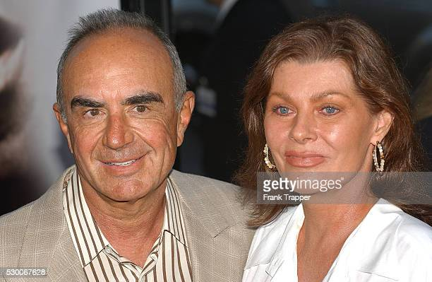 Actor Robert Shapiro and his wife arrive at the premiere of 'The Manchurian Candidate' in Los Angeles