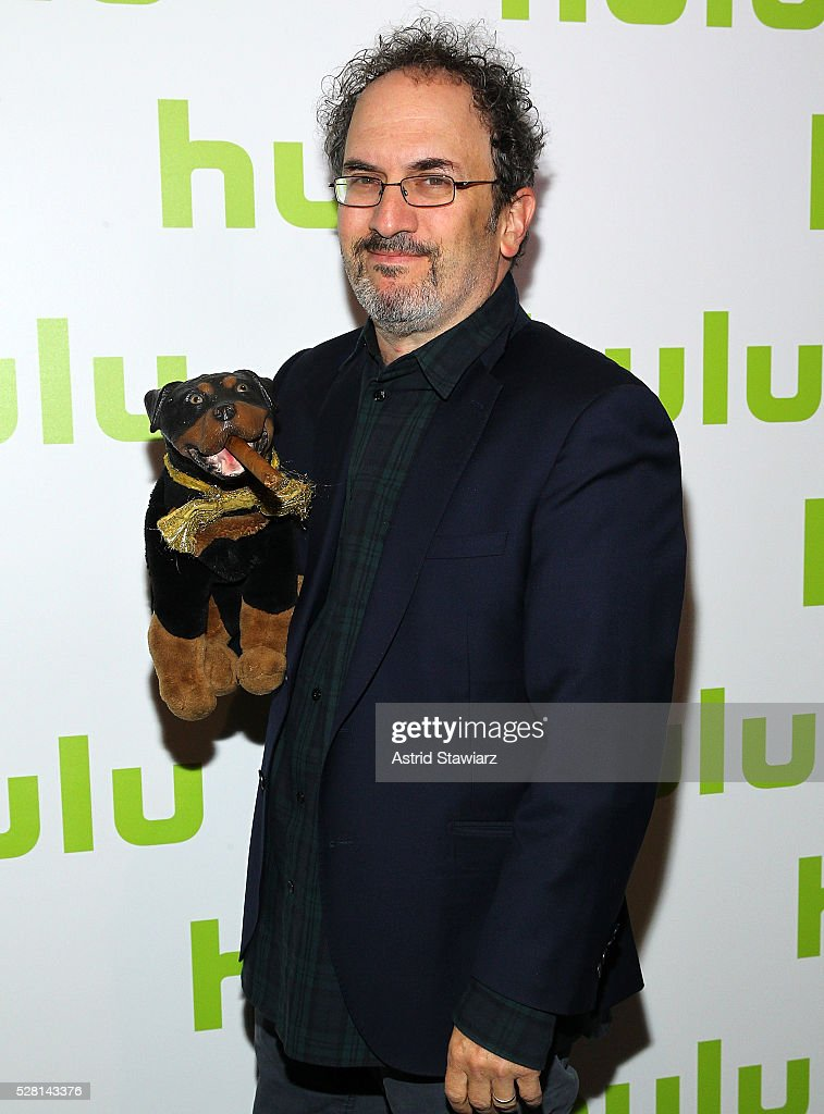 Actor Robert Smigel attends the 2016 Hulu Upftont on May 04, 2016 in New York, New York.