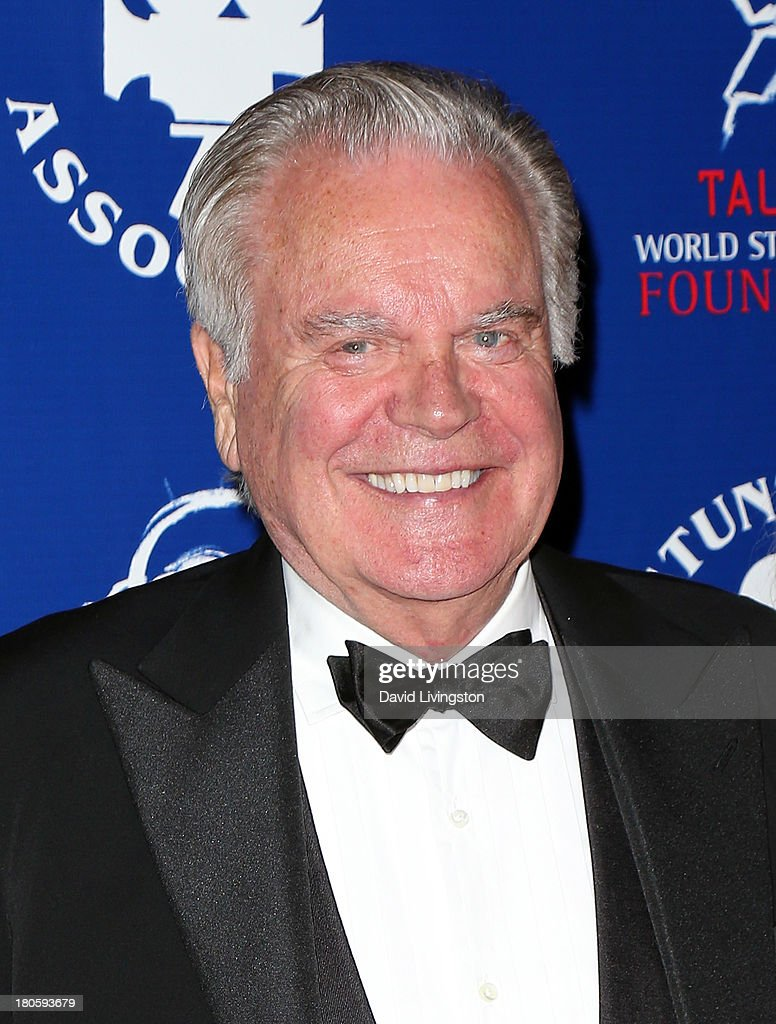 Actor Robert Wagner attends the Stuntmen's Association of Motion Pictures 52nd Annual Awards Dinner to benefit the Taurus World Stunt Awards Foundation at the Hilton Universal City on September 14, 2013 in Universal City, California.