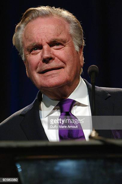 Actor Robert Wagner attends the Third Annual Jane Goodall Global Leadership Awards at The Beverly Wilshire Hotel on October 30 2009 in Beverly Hills...
