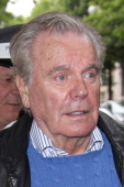 Actor Robert Wagner leaves the 'Plaza Athenee'' on April 28 2011 in Paris France