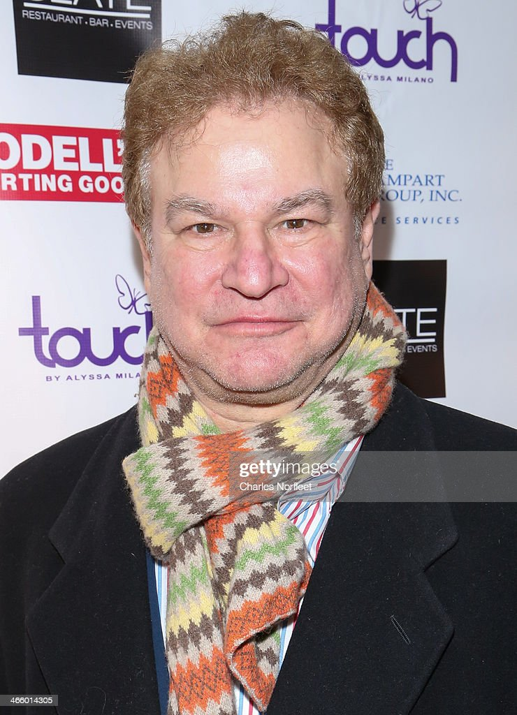 Actor <a gi-track='captionPersonalityLinkClicked' href=/galleries/search?phrase=Robert+Wuhl&family=editorial&specificpeople=224831 ng-click='$event.stopPropagation()'>Robert Wuhl</a> attends Modell's Super Bowl Kickoff Party & Touch By Alyssa Milano Fashion Show at Slate on January 30, 2014 in New York City.