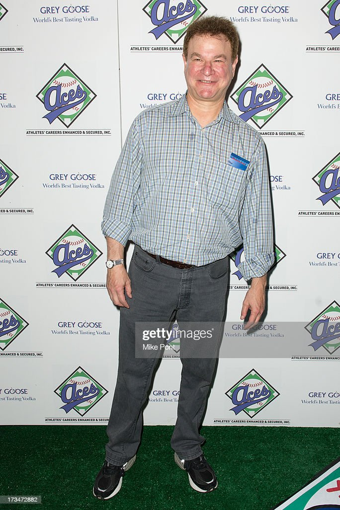 Actor <a gi-track='captionPersonalityLinkClicked' href=/galleries/search?phrase=Robert+Wuhl&family=editorial&specificpeople=224831 ng-click='$event.stopPropagation()'>Robert Wuhl</a> attends the ACES Annual All Star Party at Marquee on July 14, 2013 in New York City.