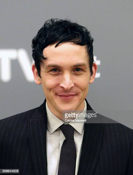 Actor Robin Lord Taylor attends 'Gotham' event during aTVfest 2016 presented by SCAD on February 5 2016 in Atlanta Georgia