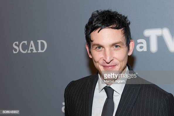 Actor Robin Lord Taylor attends 'Gotham' event during SCAD aTVfest 2016 Day 2 at the Four Seasons Atlanta Hotel on February 5 2016 in Atlanta Georgia