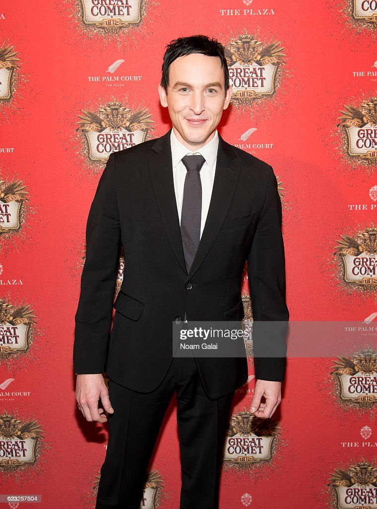 Actor Robin Taylor attends the after party for the 'Natasha, Pierre & The Great Comet Of 1812' opening night on Broadway at The Plaza Hotel on November 14, 2016 in New York City.