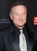 Actor Robin Williams arrives at BAFTA Los Angeles 2011 Britannia Awards at The Beverly Hilton hotel on November 30 2011 in Beverly Hills California