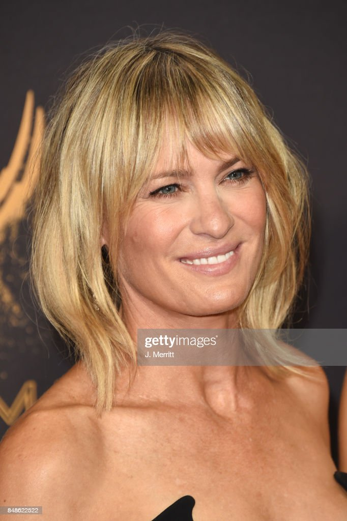 Actor Robin Wright attends the 69th Annual Primetime Emmy Awards at Microsoft Theater on September 17, 2017 in Los Angeles, California.