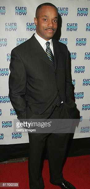 Actor Rocky Carroll attends 'Cure Autism Now's' 3rd annual 'Acts of Love' fundraising event at The Coronet Theatre North Cienga Blvd West Hollywood...