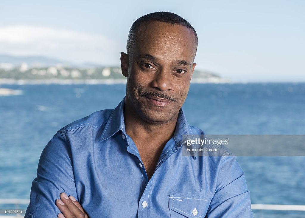 Actor Rocky Carroll poses for a portrait session during the 52nd Monte Carlo TV Festival on June 12, 2012 in Monaco, Monaco.