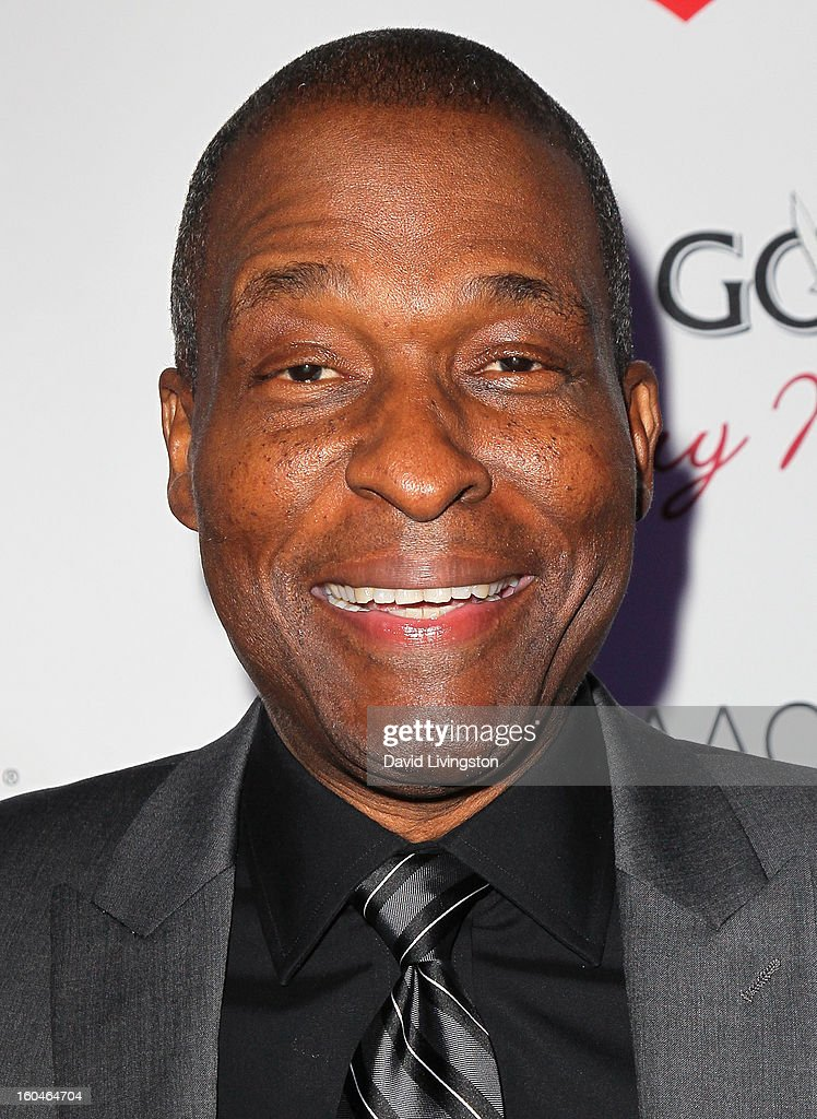 Actor Rodney Saulsberry attends the NAACP Image Awards Pre-Gala at Vibiana on January 31, 2013 in Los Angeles, California.