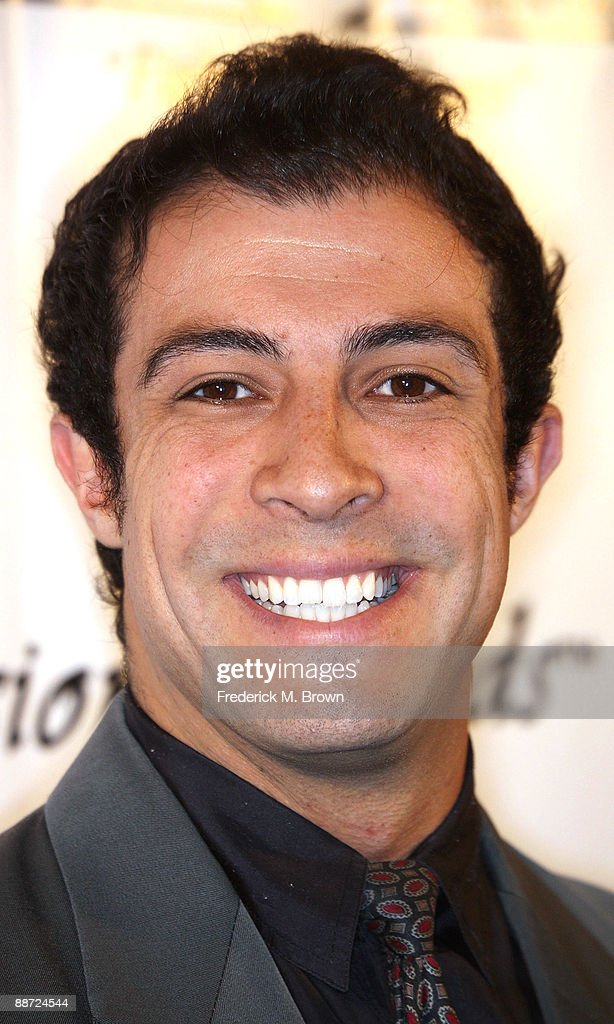 Actor Rodrigo Rojas attends the 36th annual Vision Awards at the Beverly Wilshire Hotel on June 27, 2009 in Beverly Hills, California.