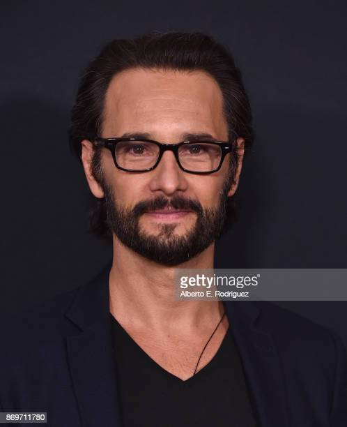 Actor Rodrigo Santoro attends the Academy Nicholl Fellowships In Screenwriting Awards Presentation And Live Read at Samuel Goldwyn Theater on...