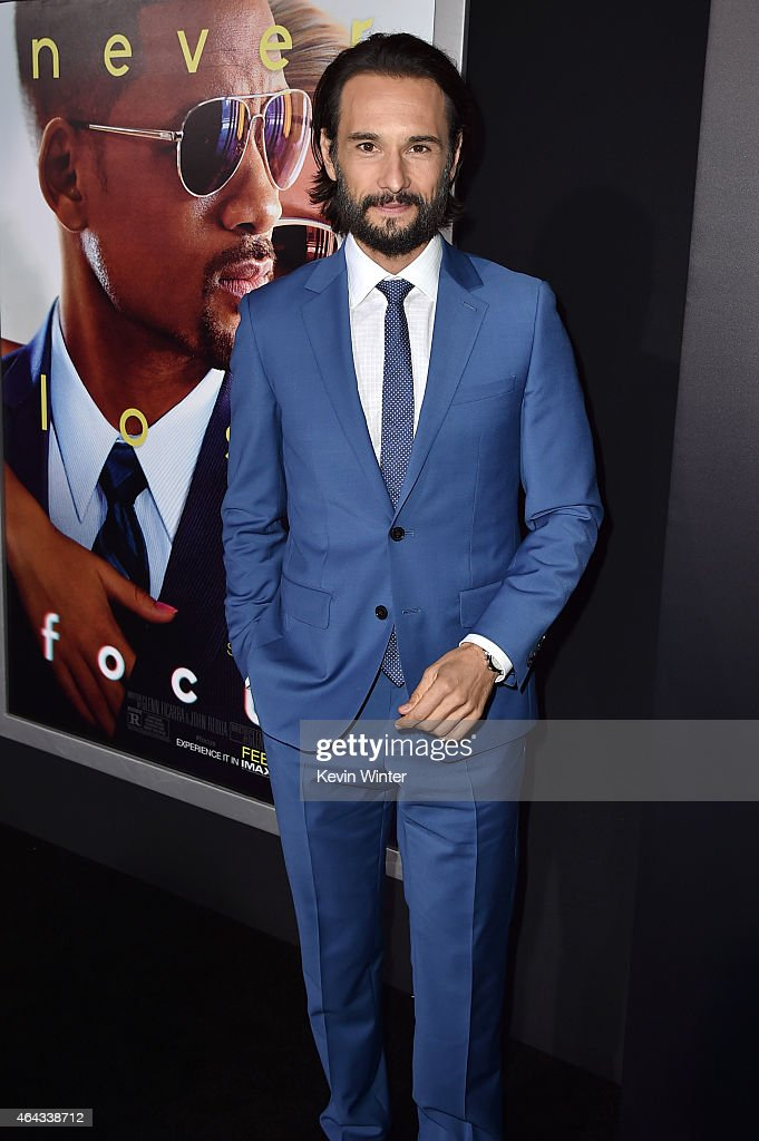 "Premiere Of Warner Bros. Pictures' ""Focus"" - Red Carpet"