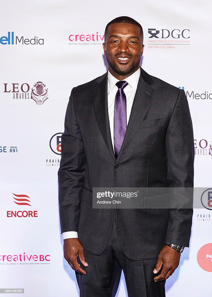 Actor Roger Cross attends the 2014 Leo Awards - Gala Awards Ceremony at Fairmont Hotel Vancouver on June 1, 2014 in Vancouver, Canada.