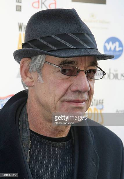 Actor Roger Lloyd Pack attends the launch party for the Whatsonstagecom Theatregoers' Choice Awards 2010 at Cafe de Paris on December 4 2009 in...