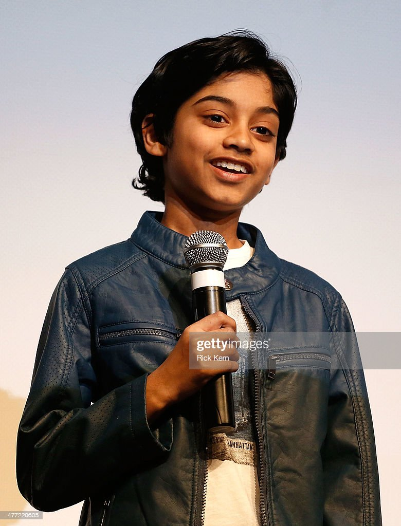 Actor <a gi-track='captionPersonalityLinkClicked' href=/galleries/search?phrase=Rohan+Chand&family=editorial&specificpeople=8607776 ng-click='$event.stopPropagation()'>Rohan Chand</a> attends the SXSW Red Carpet Screening Of Focus Features' 'Bad Words' on March 7, 2014 in Austin, Texas.