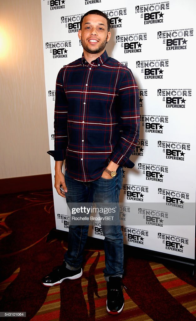 Actor Roland Buck III attends the ABFF Encore @ BET Experience Screening The Life of a Showrunner / Master Class during the 2016 BET Experience on June 25, 2016 in Los Angeles, California.
