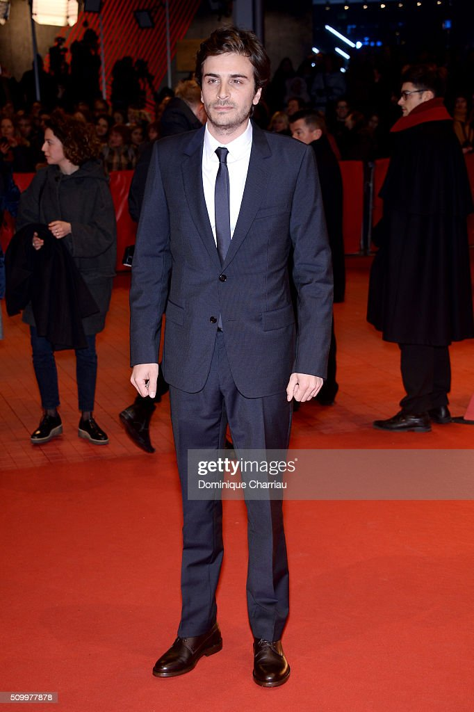 Actor Roman Kolinka attends the 'Things to Come' (L'avenir) premiere during the 66th Berlinale International Film Festival Berlin at Berlinale Palace on February 13, 2016 in Berlin, Germany.