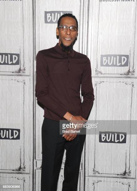Actor Ron Cephas Jones attends Build presents Ron Cephas Jones discussing 'This Is Us' at Build Studio on May 16 2017 in New York City