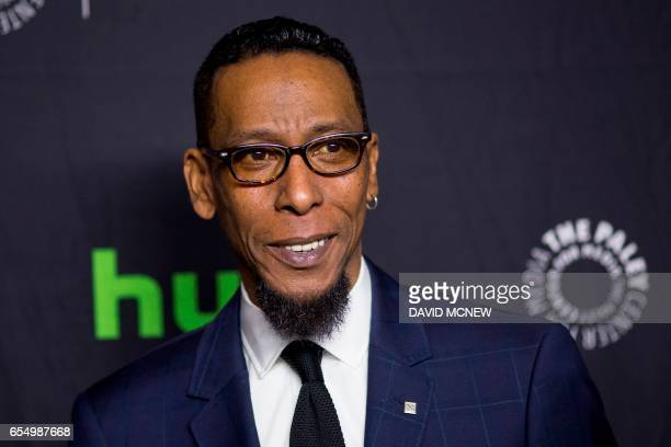 Actor Ron Cephas Jones attends PaleyFest LA at the Dolby Theatre on March 18 2017 in the Hollywood section of Los Angeles California / AFP PHOTO /...