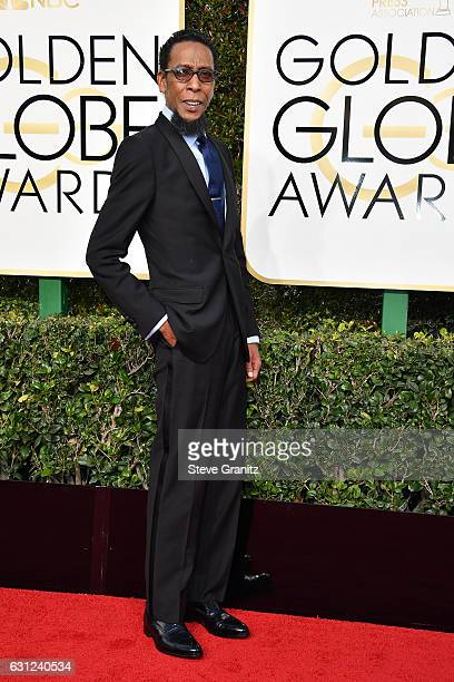Actor Ron Cephas Jones attends the 74th Annual Golden Globe Awards at The Beverly Hilton Hotel on January 8 2017 in Beverly Hills California