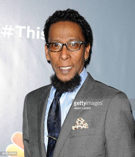 Actor Ron Cephas Jones attends the finale screening of 'This Is Us' at Directors Guild Of America on March 14 2017 in Los Angeles California