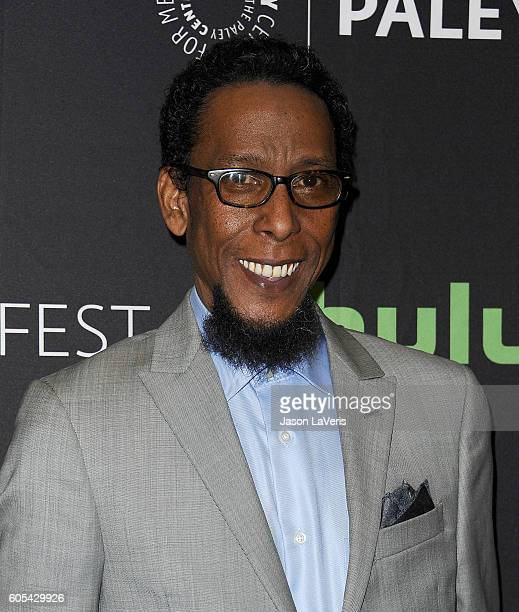 Actor Ron Cephas Jones attends the NBC event at the PaleyFest 2016 fall TV preview at The Paley Center for Media on September 13 2016 in Beverly...