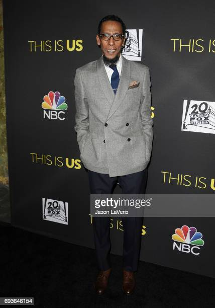 Actor Ron Cephas Jones attends the 'This Is Us' FYC screening and panel at The Cinerama Dome on June 7 2017 in Los Angeles California
