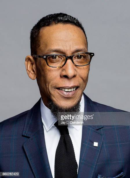 Actor Ron Cephas Jones is photographed at Paley Fest for Los Angeles Times on March 18 2017 in Los Angeles California PUBLISHED IMAGE CREDIT MUST...