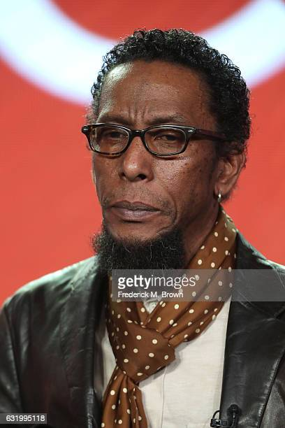Actor Ron Cephas Jones of the television show 'This Is Us' speaks onstage during the NBCUniversal portion of the 2017 Winter Television Critics...
