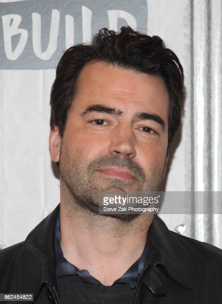 Actor Ron Livingston attends Build Series to discuss his show 'Loudermilk' at Build Studio on October 17 2017 in New York City