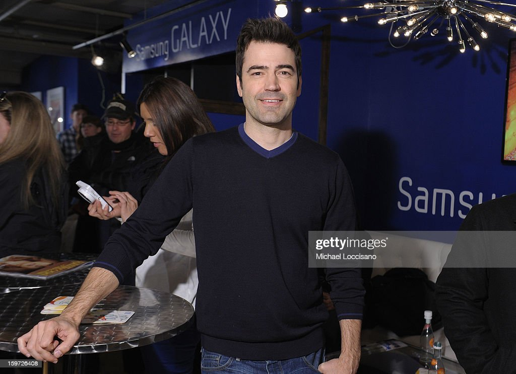 Actor <a gi-track='captionPersonalityLinkClicked' href=/galleries/search?phrase=Ron+Livingston&family=editorial&specificpeople=213878 ng-click='$event.stopPropagation()'>Ron Livingston</a> attends Day 2 of Samsung Galaxy Lounge at Village At The Lift 2013 on January 19, 2013 in Park City, Utah.