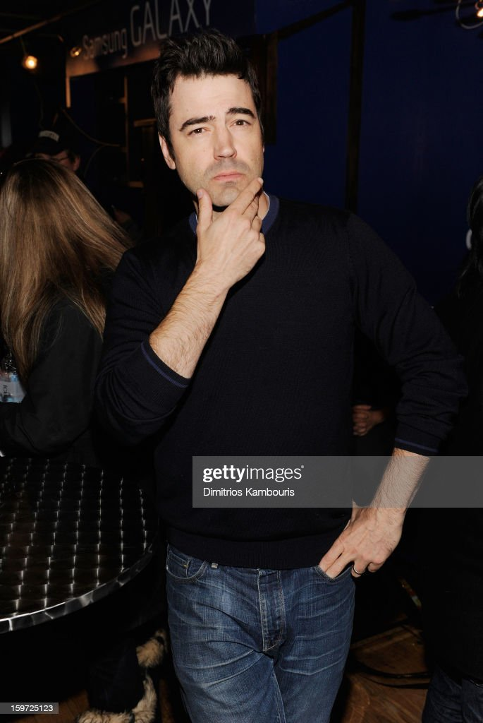 Actor <a gi-track='captionPersonalityLinkClicked' href=/galleries/search?phrase=Ron+Livingston&family=editorial&specificpeople=213878 ng-click='$event.stopPropagation()'>Ron Livingston</a> attends Day 2 of Village At The Lift 2013 on January 19, 2013 in Park City, Utah.