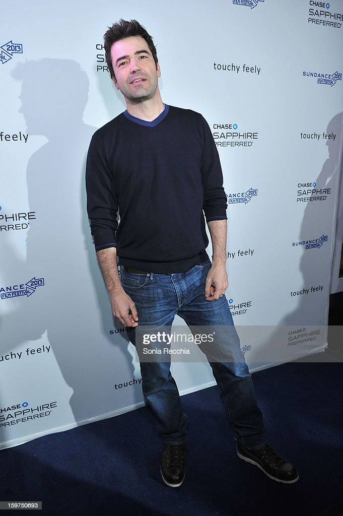 Actor <a gi-track='captionPersonalityLinkClicked' href=/galleries/search?phrase=Ron+Livingston&family=editorial&specificpeople=213878 ng-click='$event.stopPropagation()'>Ron Livingston</a> attends the Premiere Party presented by Chase Sapphire at The Shop during the 2013 Sundance Film Festival on January 19, 2013 in Park City, Utah.