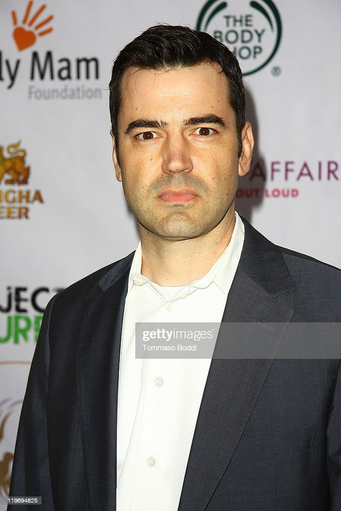Actor <a gi-track='captionPersonalityLinkClicked' href=/galleries/search?phrase=Ron+Livingston&family=editorial&specificpeople=213878 ng-click='$event.stopPropagation()'>Ron Livingston</a> attends the Somaly Mam Foundation's Project Futures Global Campaign launch event held at the SLS Hotel on July 23, 2011 in Beverly Hills, California.