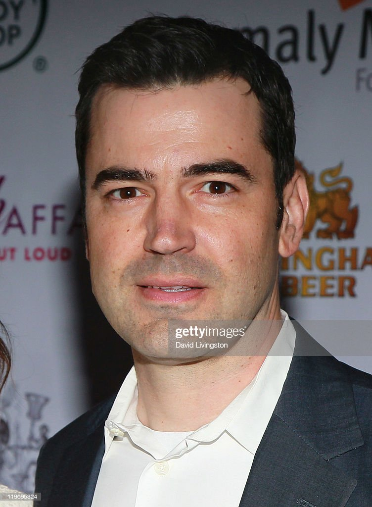 Actor <a gi-track='captionPersonalityLinkClicked' href=/galleries/search?phrase=Ron+Livingston&family=editorial&specificpeople=213878 ng-click='$event.stopPropagation()'>Ron Livingston</a> attends the Somaly Mam Foundation's Project Futures Global Campaign launch event at SLS Hotel on July 23, 2011 in Beverly Hills, California.