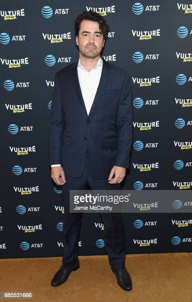 Actor Ron Livingston attends the Vulture Festival Opening Night Party Presented By ATT at Top of The Standard Hotel on May 19 2017 in New York City