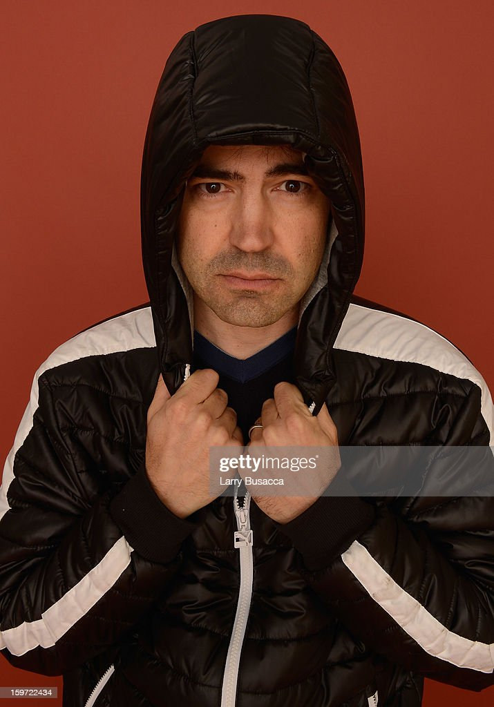 Actor <a gi-track='captionPersonalityLinkClicked' href=/galleries/search?phrase=Ron+Livingston&family=editorial&specificpeople=213878 ng-click='$event.stopPropagation()'>Ron Livingston</a> poses for a portrait during the 2013 Sundance Film Festival at the Getty Images Portrait Studio at Village at the Lift on January 19, 2013 in Park City, Utah.