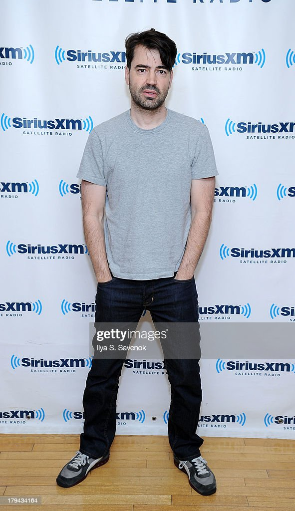 Actor <a gi-track='captionPersonalityLinkClicked' href=/galleries/search?phrase=Ron+Livingston&family=editorial&specificpeople=213878 ng-click='$event.stopPropagation()'>Ron Livingston</a> visits SiriusXM Studios on September 3, 2013 in New York City.