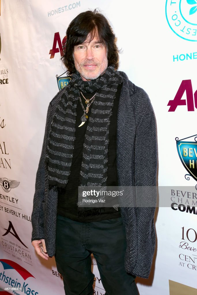 Actor Ron Moss attends the Beverly Hills Chamber of Commerce hosting