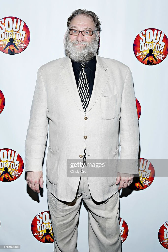 Actor Ron Orbach attends the after party for the Broadway opening night of 'Soul Doctor' at the The Liberty Theatre on August 15, 2013 in New York City.